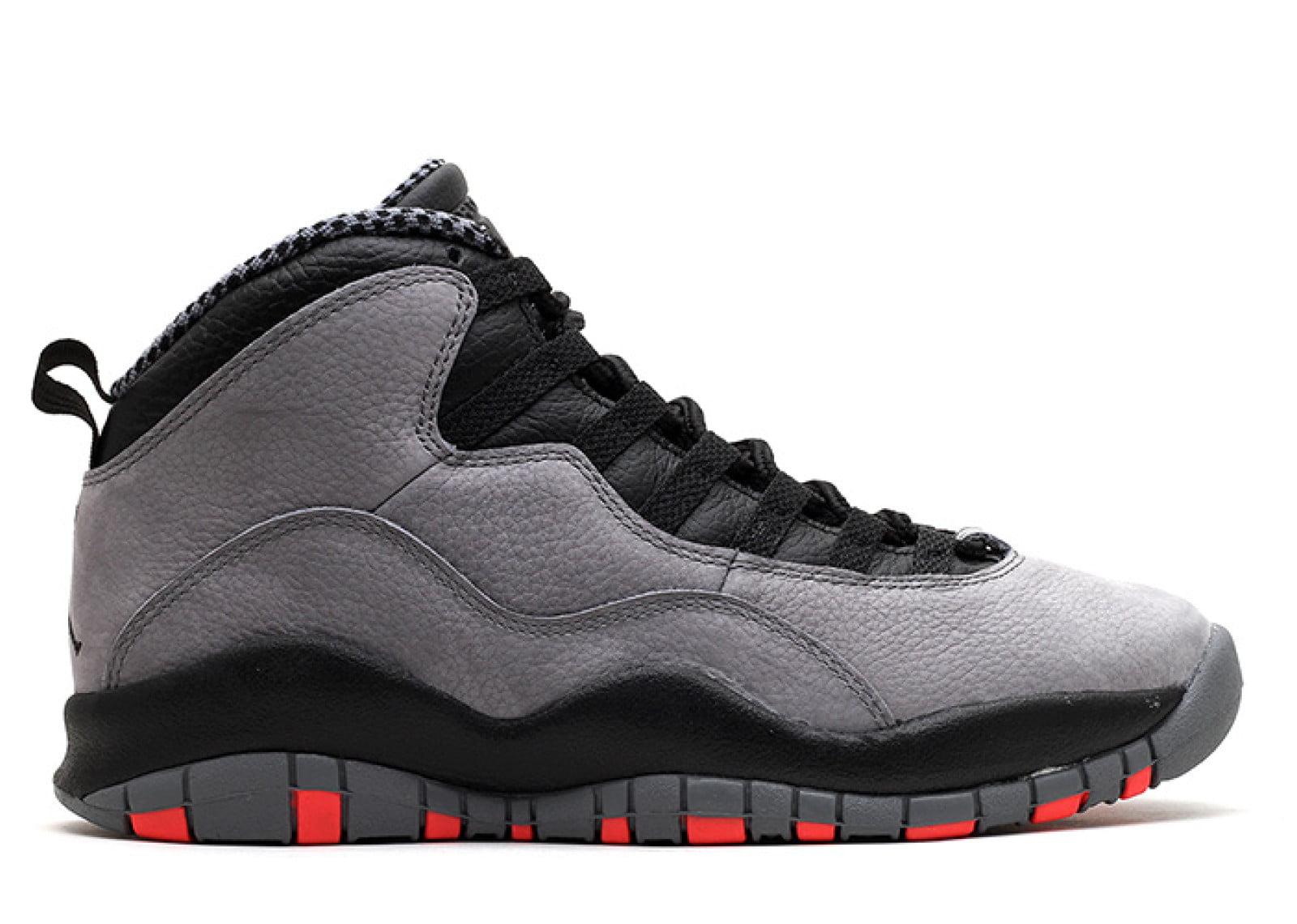 402f9db84e4d4a Air Jordan - Men - Air Jordan Retro 10  Cool Grey  - 310805-023 - Size 10.5