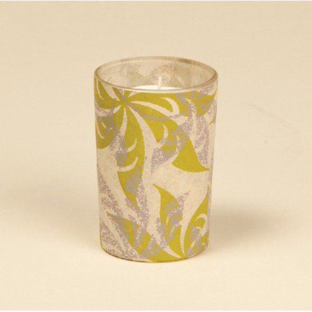 Green Light Votive Candle - Plumeria Blossom Maroma 95 g Candle