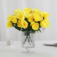 BalsaCircle 84 Silk Buds Roses Wedding Flowers Bouquets SALE