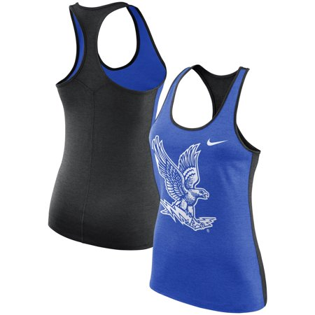 Air Force Falcons Nike Women's Performance Touch Big Logo Tank Top - Royal ()