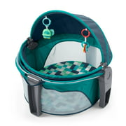Fisher-Price On-the-Go Baby Dome, Aqua Pixels