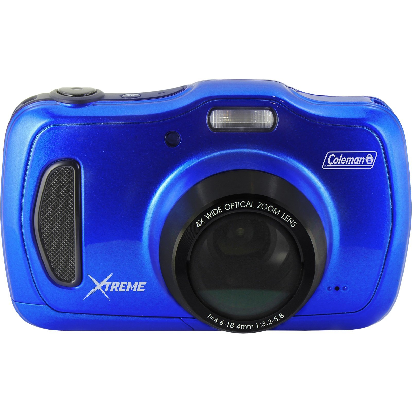 Coleman C30wpz-bl 20.0 Megapixel Hd Xtreme4 Waterproof Digital Video Camera [blue] by Coleman