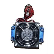 JUST BUY IT Peltier Thermoelectric Refrigerators 12V 576W 4-Chip DIY Thermoelectric Cooler