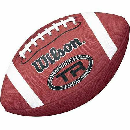 Wilson TR Rubber Football, Official