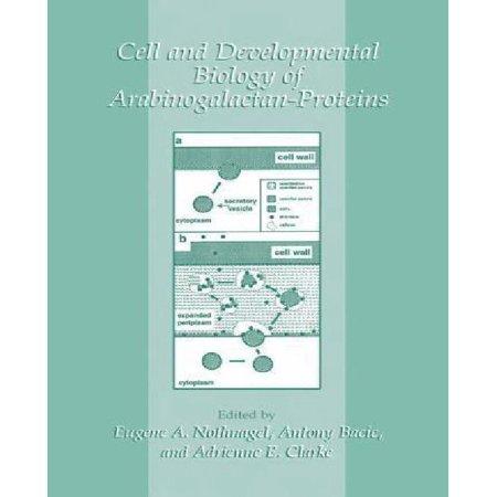 Cell And Developmental Biology Of Arabinogalactan Proteins