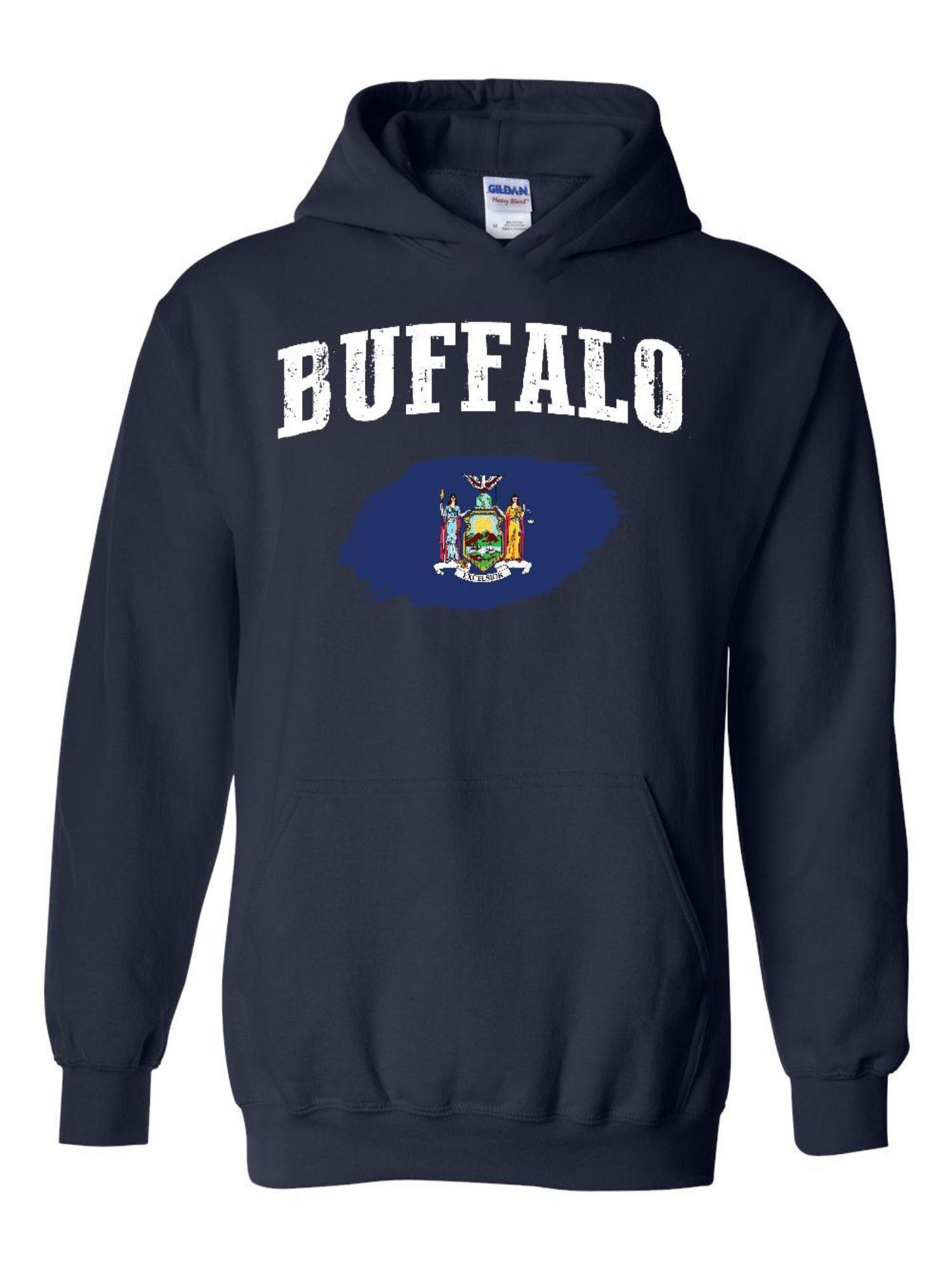 Buffaloo Unisex All Men Must Die TV Fan Sweatshirt