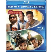 The Hangover / The Hangover Part II (Blu-ray) (Widescreen) $5.08 at  walmart.com online deal