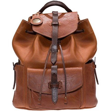 Will Leather Goods Rainier Backpack Tan, One Size