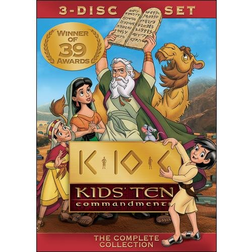 Kids' Ten Commandments (Full Frame)