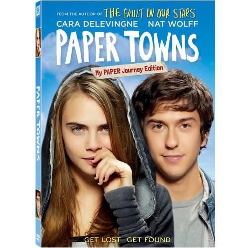 Paper Towns (Widescreen)