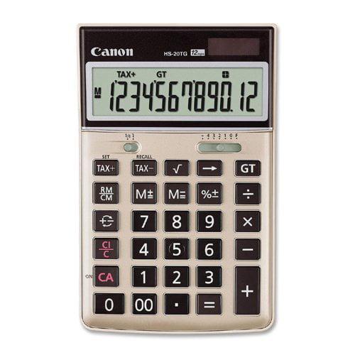 Canon HS-20TG Semi-desktop Calculator HS20TG