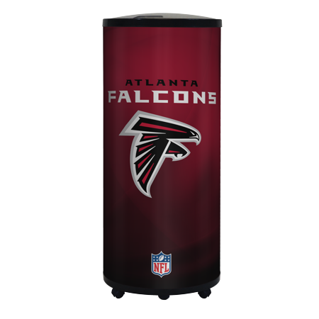 NFL Ice Barrel Cooler Atlanta Falcons by