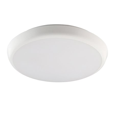 18W Surface Mounted LED Ceiling Light,4000K Color Temperature,1600lm on