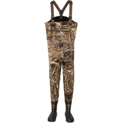 Hodgman Men's Brighton Neoprene Cleated Max5 Bootfoot Chest Waders by Hodgman
