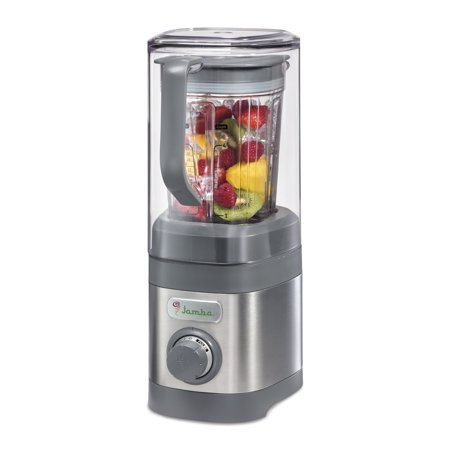 Jamba Appliances Quiet Shield Variable Speed Blender Silver (58915)