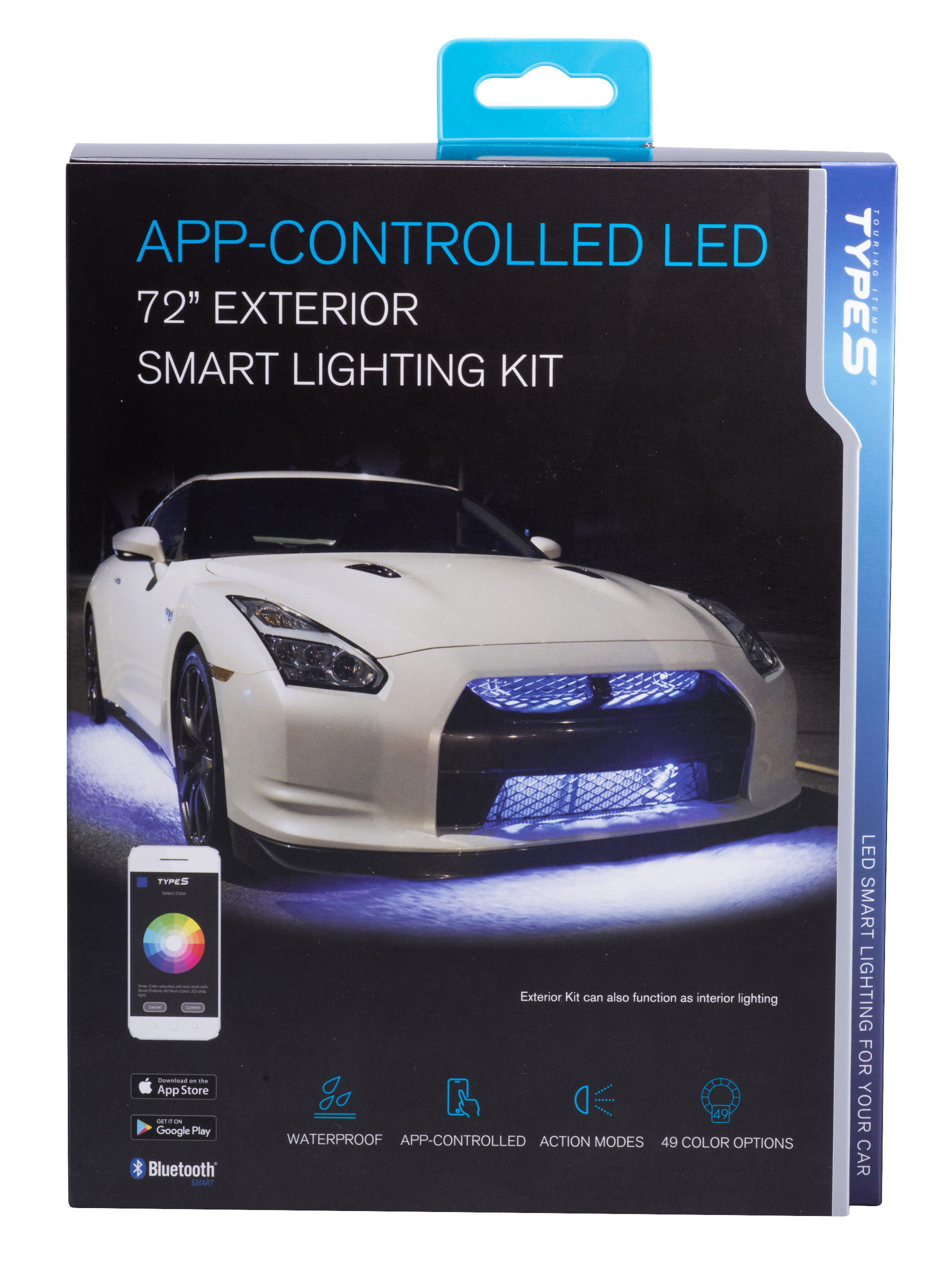 72 Inch Exterior Smart Lighting Kit   Walmart.com