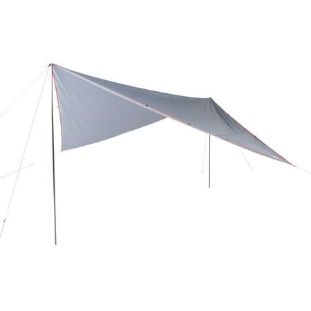Ozark Trail Multi-purpose Tarp Shelter, with Steel Poles