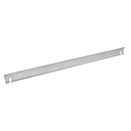 - 1 Pc, Straight Bracket to Mount Architectural Recessed Lights, Galvanized Steel Used to Mount Architectural Recessed Lights 25-1/4In Long