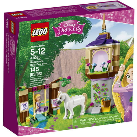 LEGO Disney Princess Rapunzel's Best Day Ever (Best Collector Lego Sets)