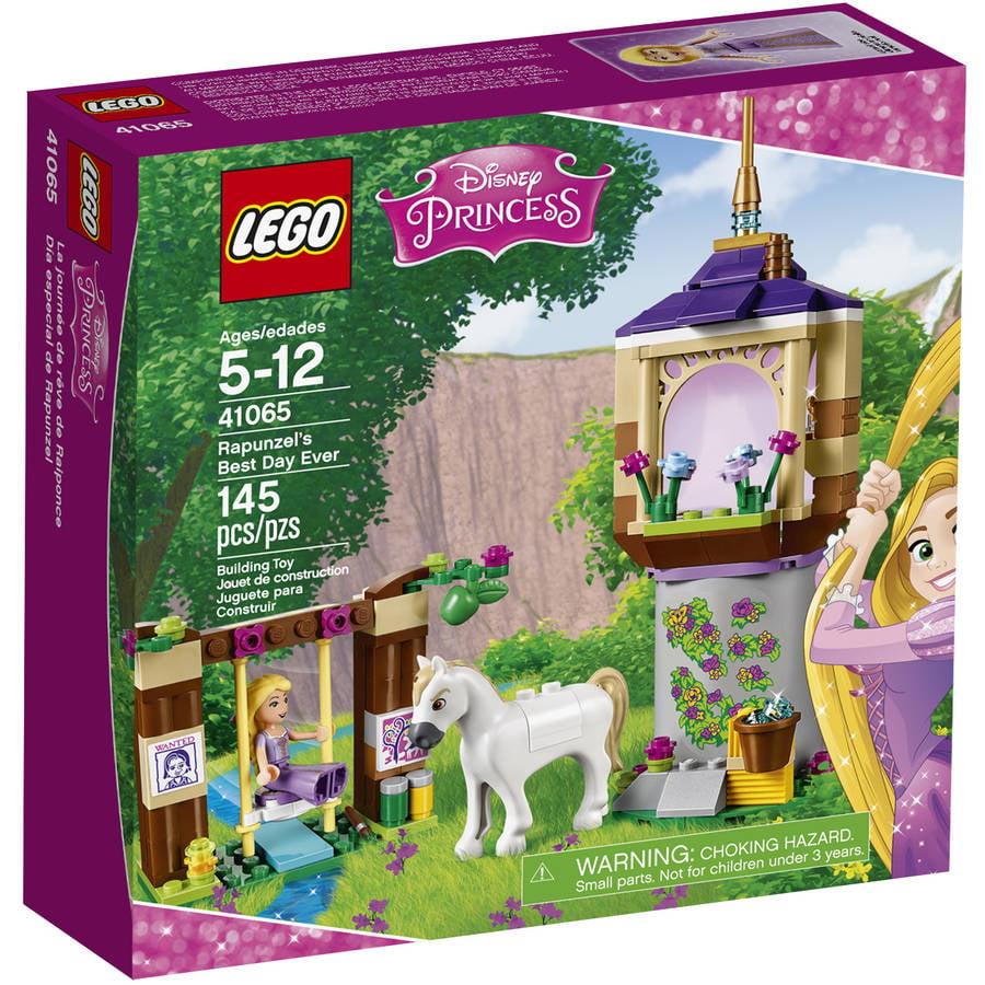 LEGO Disney Princess Rapunzel's Best Day Ever 41065