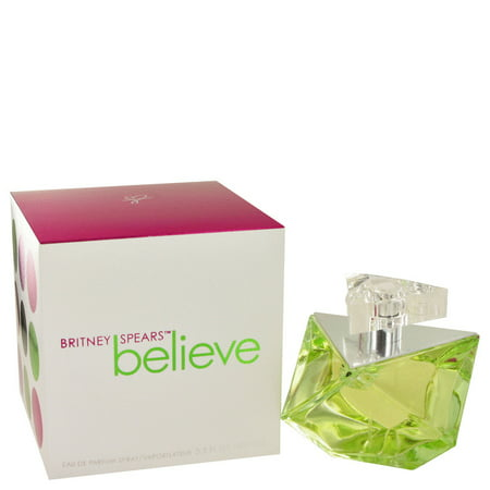 Britney Spears Believe Eau De Parfum Spray for Women 3.4 oz