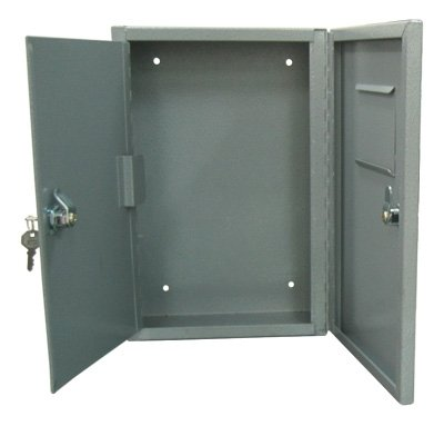 "Graham-Field 3007 Narcotic Safe, 14 1/2"" x 9 1/2"" x 4"", 12 lb. Capacity"