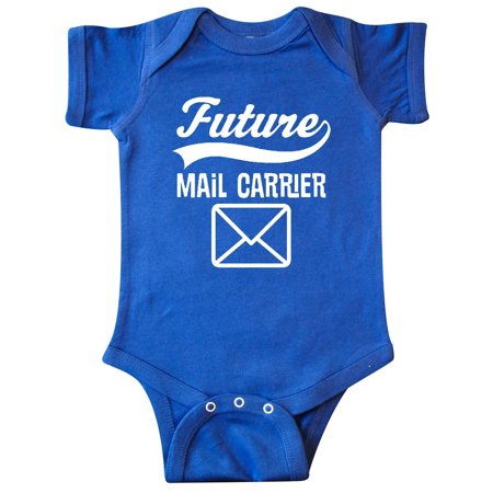 Mail Carrier Future Job Infant Creeper