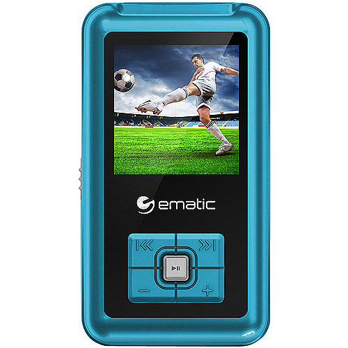 Ematic 8GB MP3/Video Player