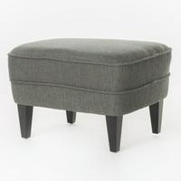 Aldridge Fabric Indoor Bench