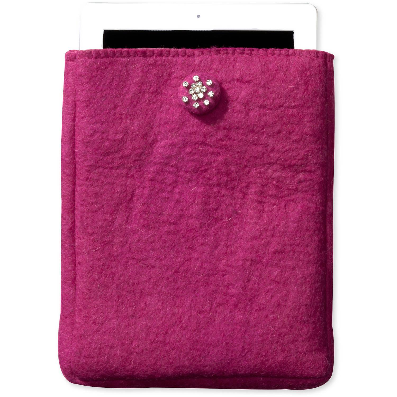 Felt iPad Case by Friends Handicrafts for Global Goods Partners
