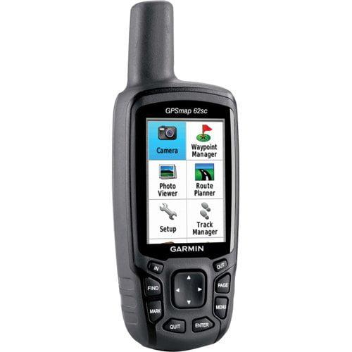 Garmin GPSMAP 62sc Mapping Handheld