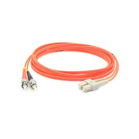 125 Mmf Patch - Add-on-computer Peripherals, L Addon 5m Multi-mode Fiber (mmf) Duplex St/lc Om1 Orange Patch Cable
