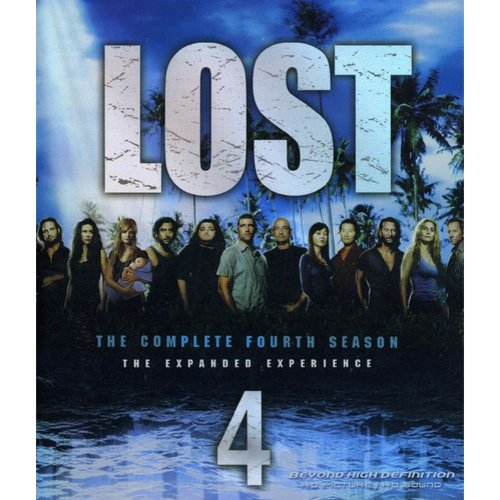 Lost: The Complete Fourth Season (Blu-ray) (Widescreen)