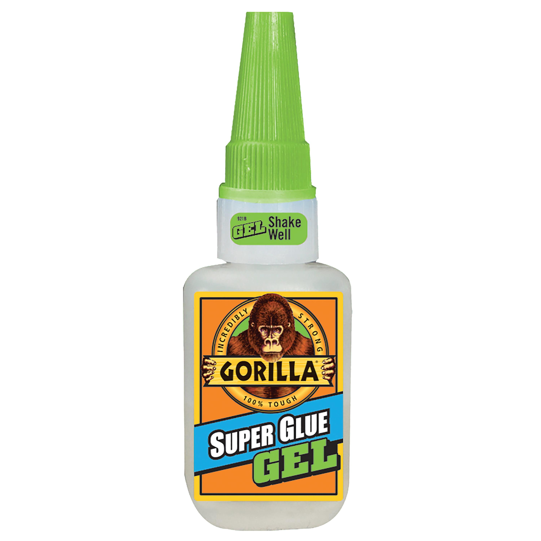 Gorilla Super Glue Gel 53oz Walmart