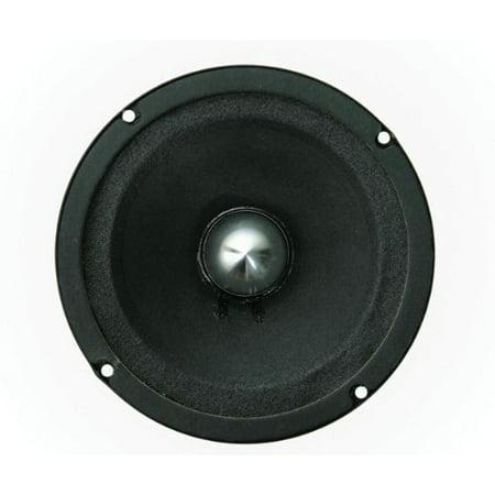 American Bass SQ-6B SQ Series Single 8 Ohm Midrange Driver 300 Watts Max Power