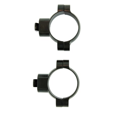 Leupold Dual Dovetail Rings 30mm Tube Diameter, High Height, Matte Black