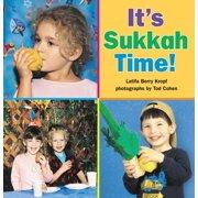 It's Sukkah Time! - eBook