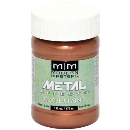 Metal Eefects Copper Paint - Interior and Exterior Water-Based Paint, 6 -