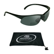 proSPORT Bifocal Sunglasses Reader for Men and Women. Available with +1.50, +1.75, +2.00, +2.25, +2.50, +3.00.