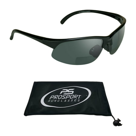 proSPORT Bifocal Sunglasses Reader for Men and Women. Available with +1.50, +1.75, +2.00, +2.25, +2.50, (Jensen Sunglasses)