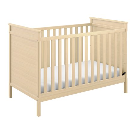 Storkcraft Eastwood 3-in-1 Convertible Crib Whitewash](Stork With Baby)