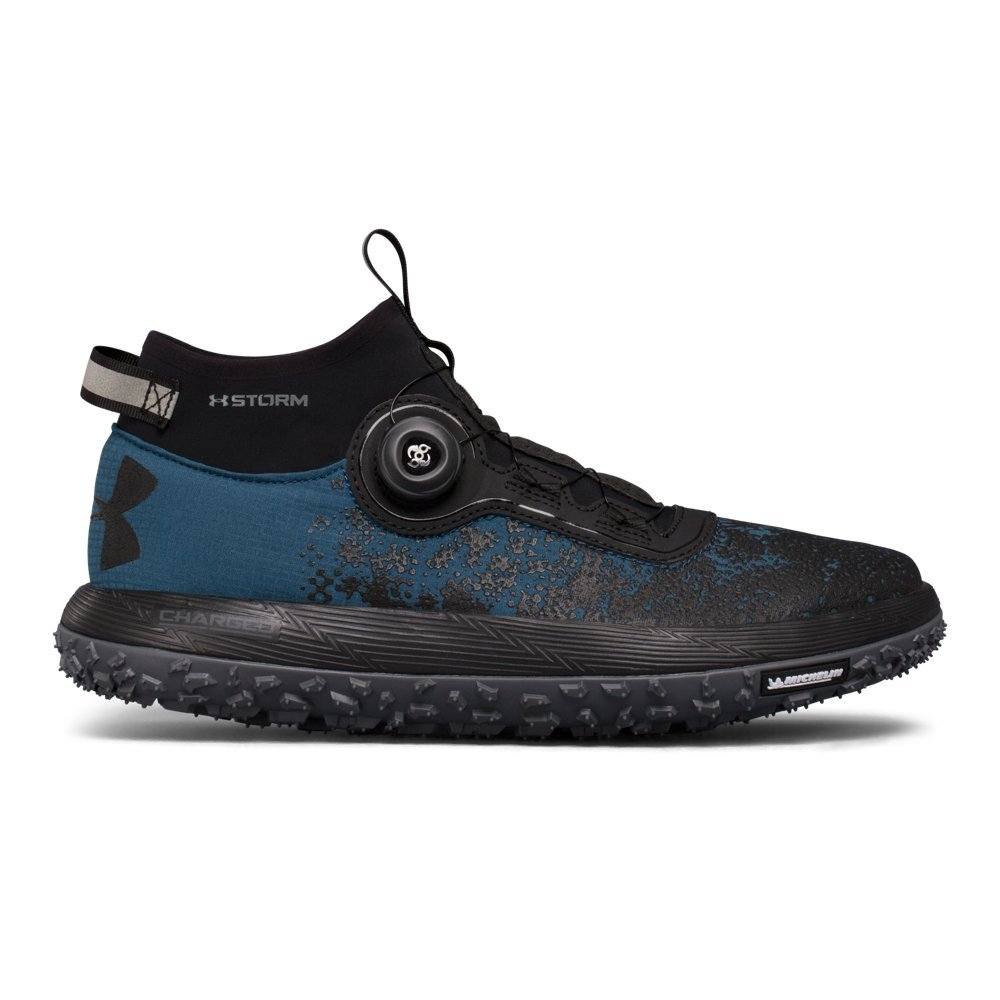 Under Armour Mens Fat Tire Slide Sneaker