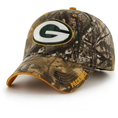 Nfl Green Bay Packers Realtree Frost Cap   Hat By Fan Favorite
