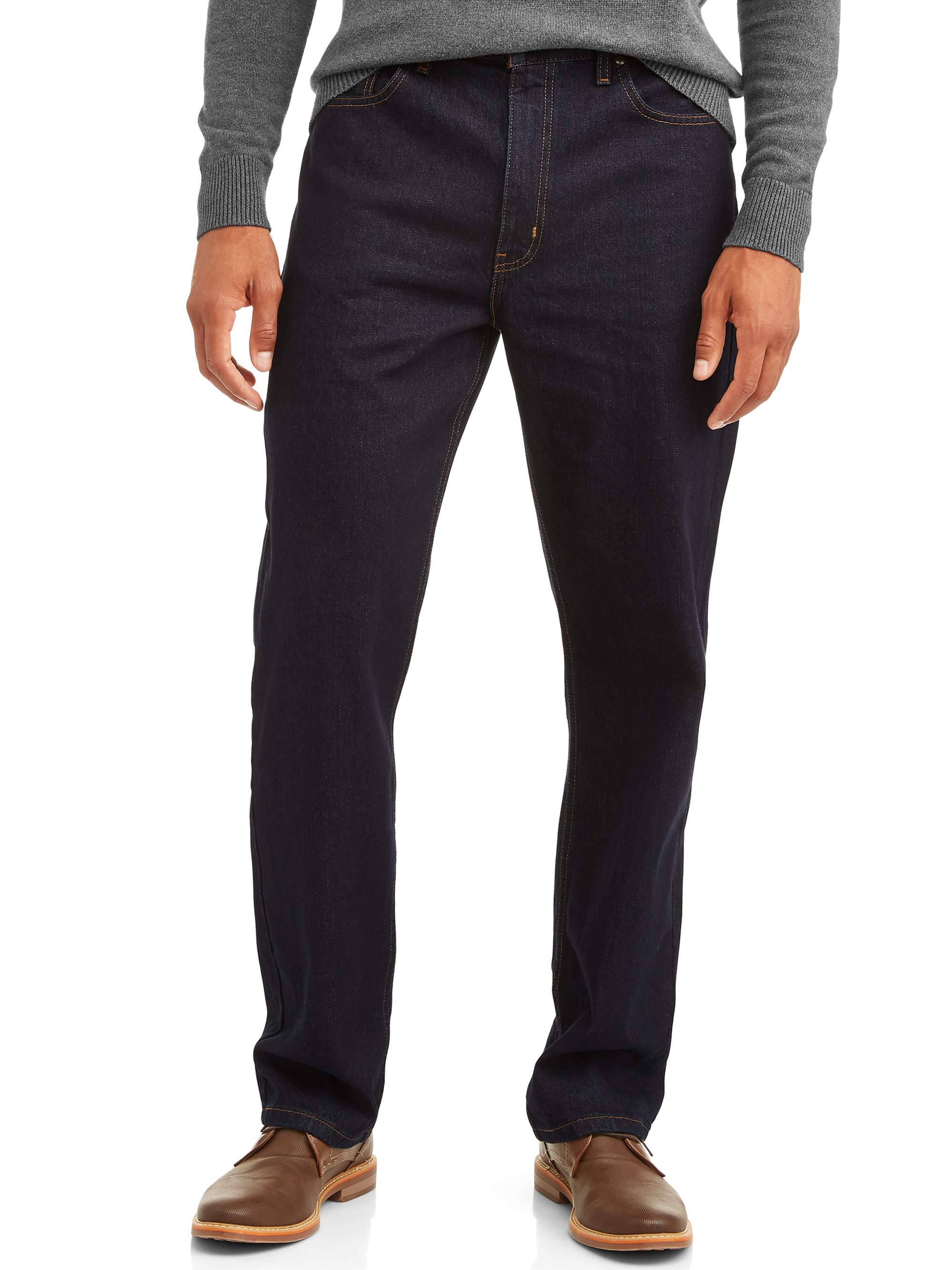 George Men's Basic Five Pocket Jeans