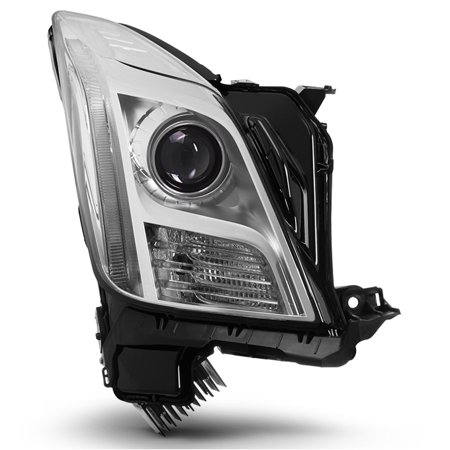 Fit 2013 2014 2015 Cadillac XTS [HID Model] Passenger Side Headlight Replacement
