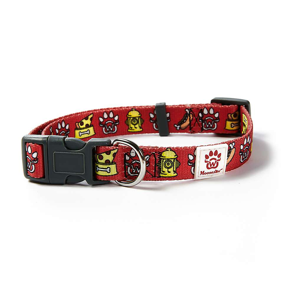 Moosejaw I Belong to You Dog Collar