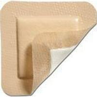 "Mepilex Border Self-Adhesive Foam Dressings 4""x4"", Box of 5"