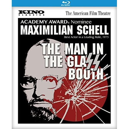 Man In The Glass Booth  1975   Blu Ray