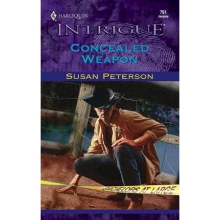 CONCEALED WEAPON - eBook