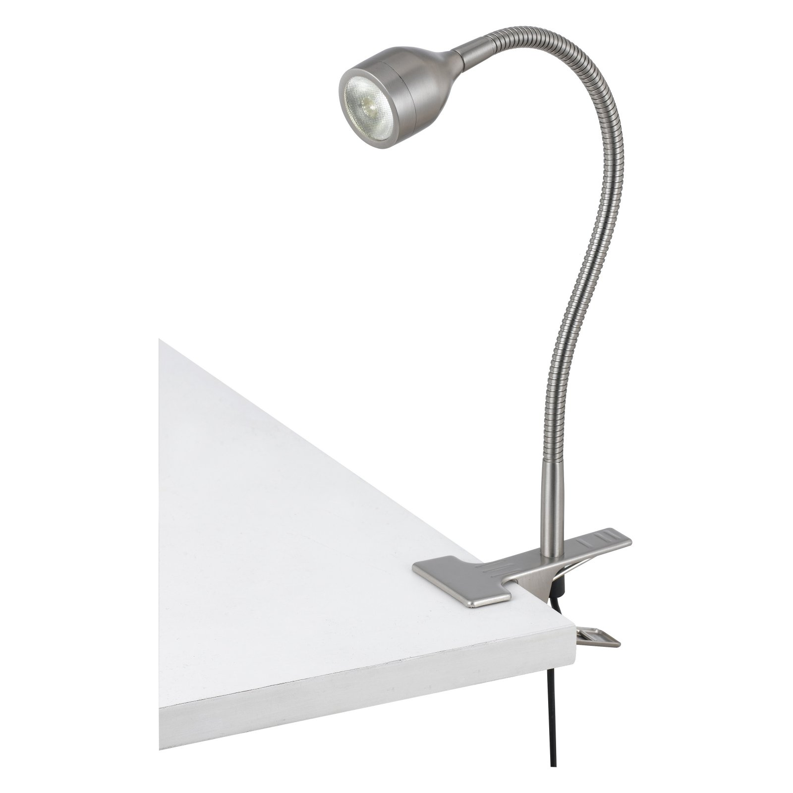 Cal Lighting Gooseneck BO-2603 Clamp-on Desk Lamp by CAL Lighting